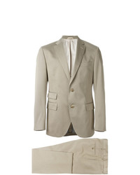 beige Anzug von Fashion Clinic Timeless