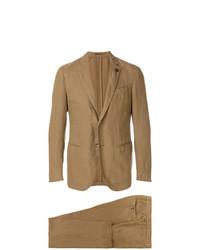 beige Anzug von Lardini