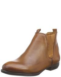 beige Chelsea Boots von Inuovo