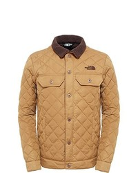 beige Daunenjacke von The North Face