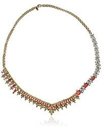 Beige Halskette von Iosselliani