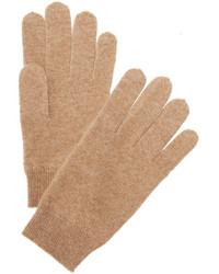 beige Handschuhe von White + Warren