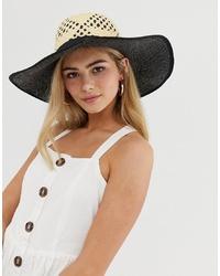beige Hut von Miss Selfridge