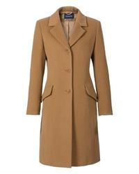 beige Mantel von Highmoor
