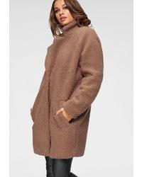 beige Mantel von Only