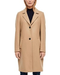 s oliver mantel beige damen