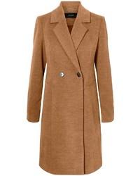 beige Mantel von Vero Moda