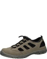 beige niedrige Sneakers von Bama