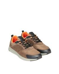 beige niedrige Sneakers von Marc O'Polo