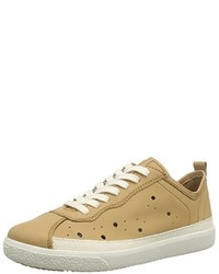 Beige Niedrige Sneakers von Pantofola D'oro