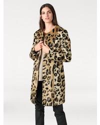 beige Pelz mit Leopardenmuster von RICK CARDONA by Heine