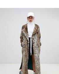 beige Pelz mit Leopardenmuster von Story Of Lola