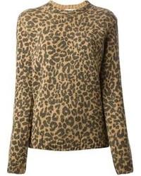 Pullover mit rundhalsausschnitt medium 88400