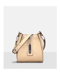 beige Shopper Tasche aus Leder von Liebeskind Berlin