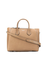 beige Shopper Tasche aus Leder von Michael Kors Collection