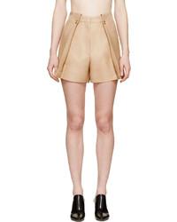 beige Shorts von Acne Studios
