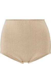 beige Shorts von Balmain