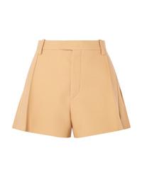 beige Shorts von Chloé