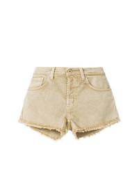 beige Shorts von Dondup