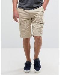 beige Shorts von French Connection
