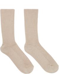 beige Socken von Etoile Isabel Marant