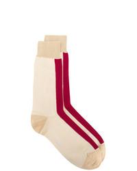 beige Socken von Marni