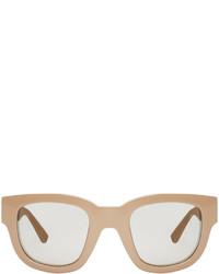 beige Sonnenbrille von Acne Studios