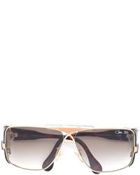 beige Sonnenbrille von Cazal