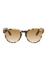 beige Sonnenbrille von Chloé