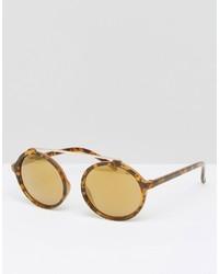 beige Sonnenbrille von Jeepers Peepers