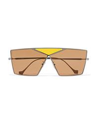 beige Sonnenbrille von Loewe