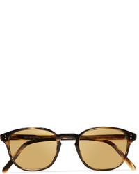 beige Sonnenbrille von Oliver Peoples
