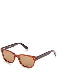 beige Sonnenbrille von Sunoptic