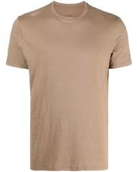 beige T-Shirt mit einem Rundhalsausschnitt von Altea