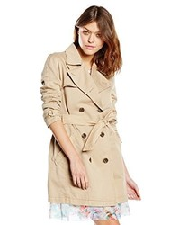 Beige Trenchcoat von BOSS ORANGE