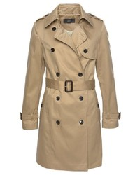 beige Trenchcoat von ESPRIT Collection