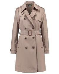 beige Trenchcoat von Ralph Lauren