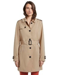 beige Trenchcoat von Tom Tailor