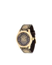 beige Uhr von Gucci
