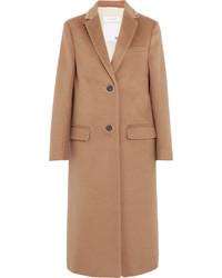 beige verzierter Mantel von Valentino
