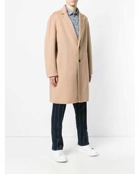 beiger Mantel von Kenzo
