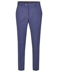 blaue Anzughose von Daniel Hechter