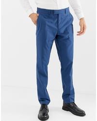 blaue Anzughose von Farah Smart
