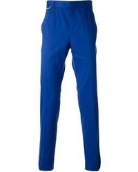blaue Anzughose von Marc Jacobs