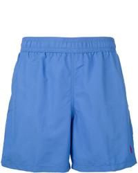 blaue Badeshorts von Polo Ralph Lauren