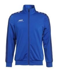 blaue bedruckte Jacke von Jako