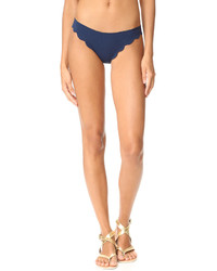blaue Bikinihose von Marysia Swim
