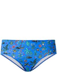 blaue Bikinihose von Paul Smith