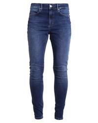 blaue Boyfriend Jeans von Fiveunits
