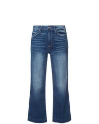 blaue Boyfriend Jeans von Paige